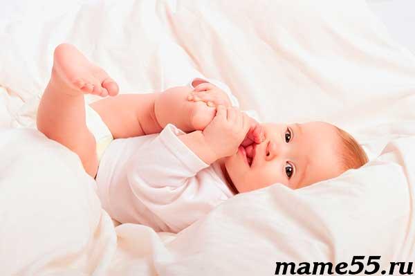 Короткая уздечка у новрожденного