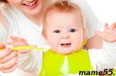 Когда начинать прикорм ребенка?