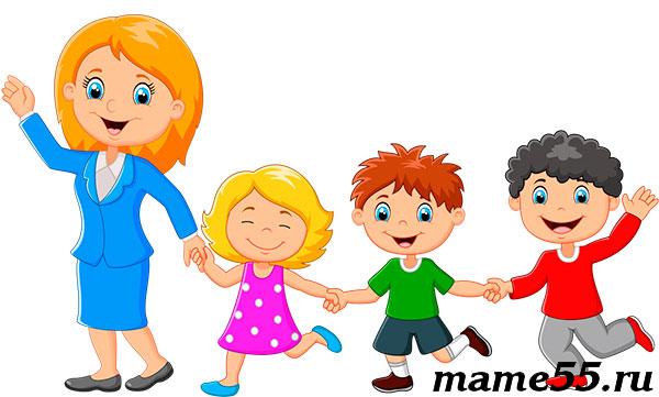 очередь в детский сад омск онлайн