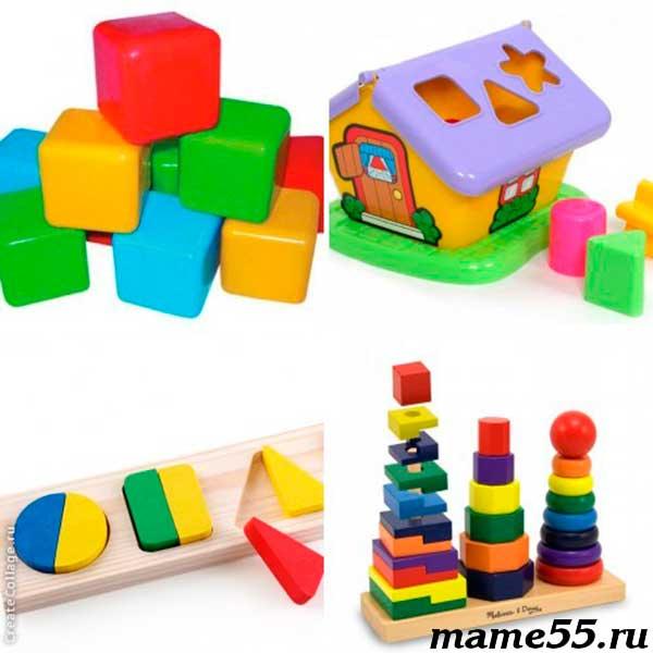 Развивающие логику игрушки