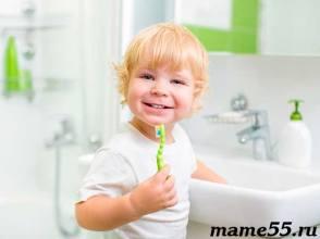 Зубы у детей порядок прорезывания как чистить зубы ребенку личный опыт