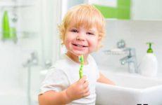 Зубы у детей порядок прорезывания | Как чистить зубы ребенку? | Личный опыт