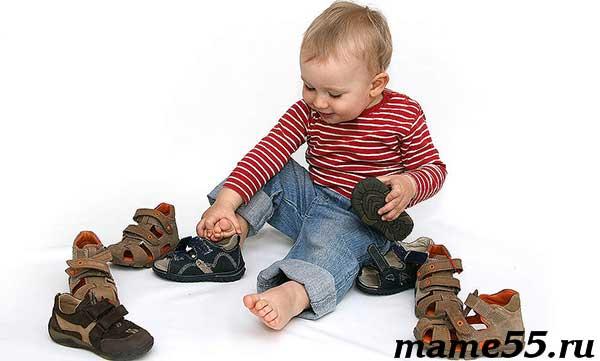 Обувь для детей плоскостопие размер обуви таблица для детей по возрасту