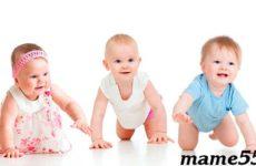 Когда дети начинают ползать? Статистика и личный опыт