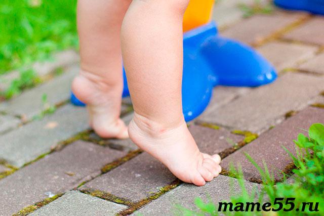 ребенок ходит на цыпочках болен или все в порядке не дадим себя обмануть
