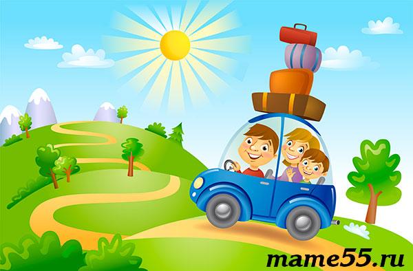 игры в дорогу в машине для детей до 2,5 лет подборка