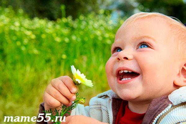 эмоциональное развитие ребенка в 1 год