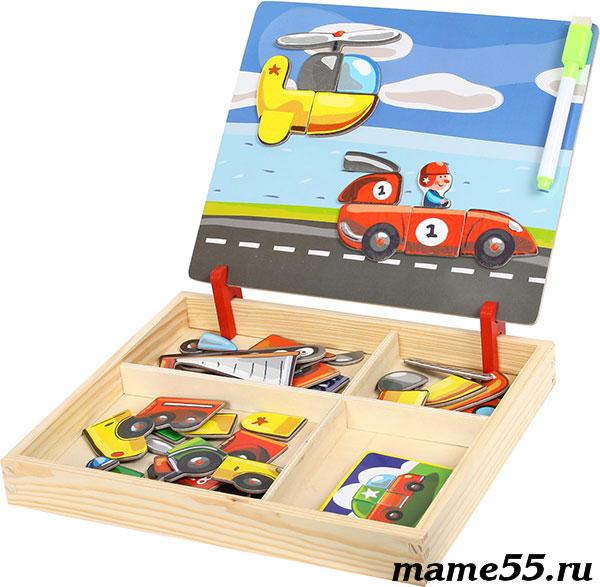 магнитные игры в дорогу для детей