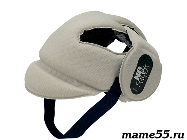 мягкий шлем для защиты головы