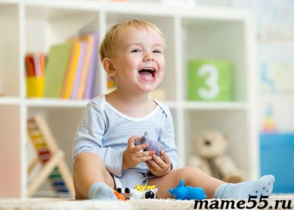 Что умеет ребенок в 2 года умственное развитие