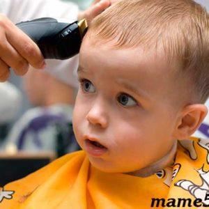 Как правильно подстричь ребенка машинкой дома: инструкция, видео