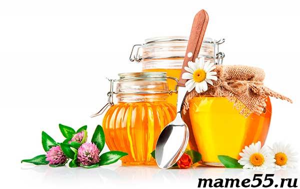 Лечение молочницы у детей медом