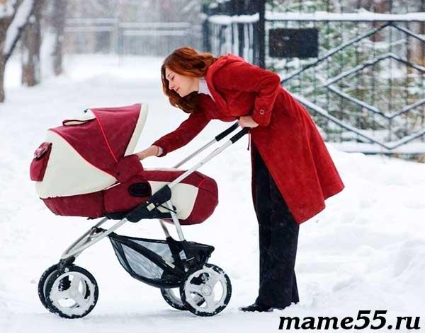 При какой температуре можно гулять с ребенком зимой