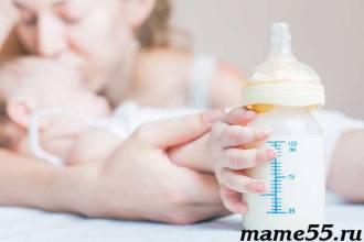 Что лучше грудное молоко или смесь
