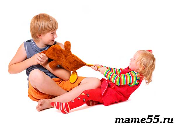Что делать если ребенок дерется как отучить