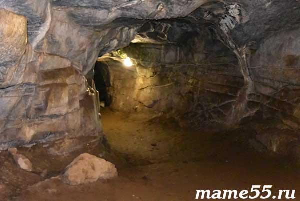 Тавдинская пещера на Алтае