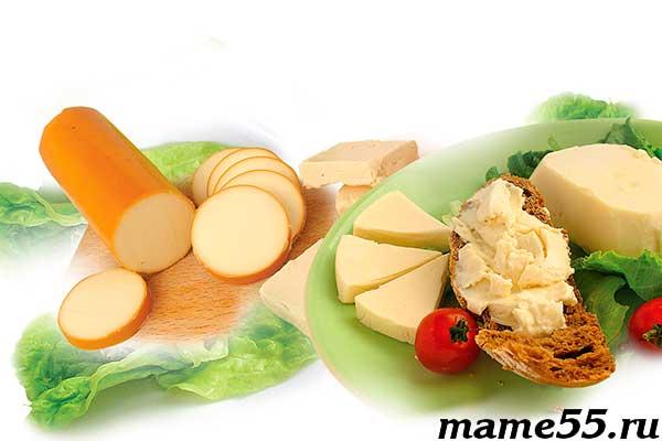 Какой сыр нельзя давать детям
