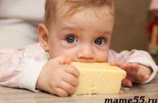 Когда можно давать ребенку сыр? Рецепт домашнего сыра