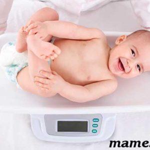 Нормальный диапазон веса и роста ребёнка в 1 год