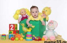 Самые необходимые игрушки для детей до 1 года