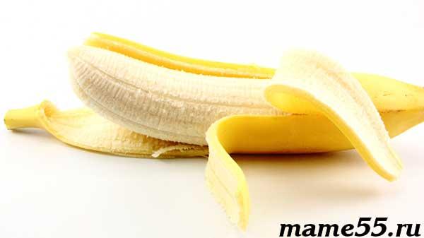 Польза банана в питании детей